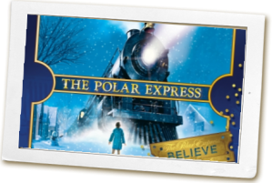 The Polar Express, Things to do in Bryson City, Things to do in Cherokee, Holidays in the Smokies