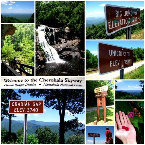 cherohala skyway